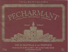 Pécharmant Rouge COMTE DE SAINT-LAURENT 2009